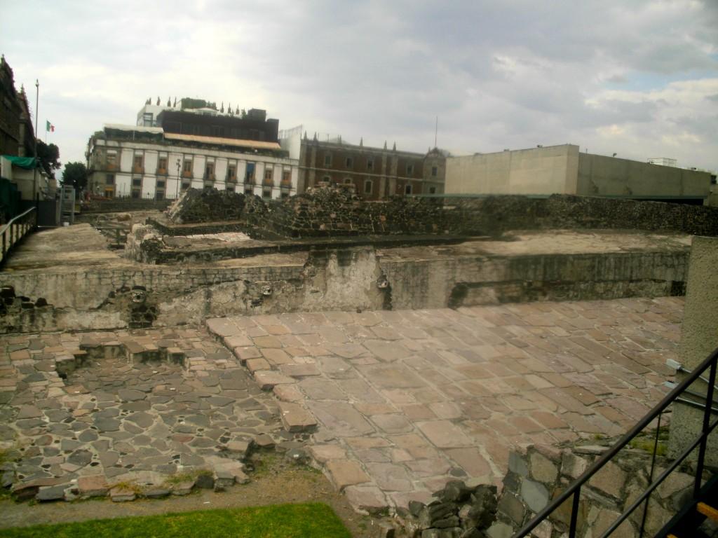 La cathédrale, Zocalo imag0009